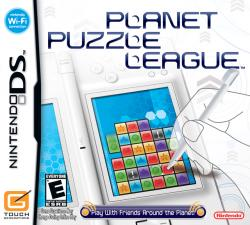 Planet Puzzle League para Nintendo DS