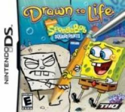 Drawn to Life: SpongeBob SquarePants Edition para Nintendo DS