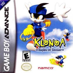 Klonoa: Empire of Dreams para Game Boy Advance