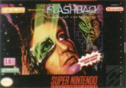 Flashback: The Quest for Identity para Super Nintendo