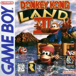 Donkey Kong Land III para Game Boy