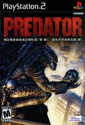 Predator: Concrete Jungle para PlayStation 2