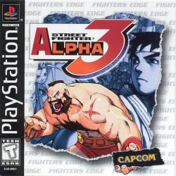 Street Fighter Alpha 3 para PlayStation