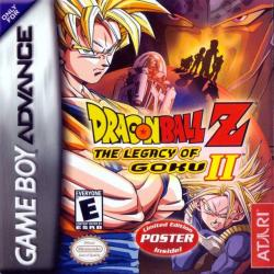 Dragon Ball Z: The Legacy of Goku II para Game Boy Advance