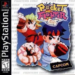 Pocket Fighter para PlayStation