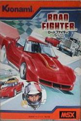 Road Fighter para MSX