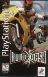 Road Rash para PlayStation