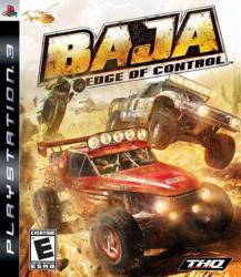 Baja: Edge of Control para PlayStation 3