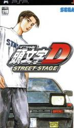 Initial D: Street Stage para PSP