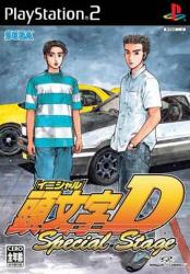 Initial D Special Stage para PlayStation 2