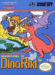 Adventures of Dino Riki para NES