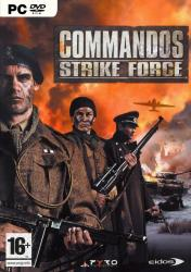 Commandos Strike Force para PC