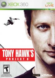 Tony Hawk's Project 8 para Xbox 360
