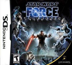 Star Wars: The Force Unleashed para Nintendo DS