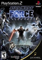 Star Wars: The Force Unleashed para PlayStation 2