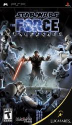 Star Wars: The Force Unleashed para PSP