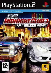 Midnight Club 3: DUB Edition Remix para PlayStation 2