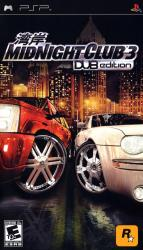 Midnight Club 3: DUB Edition para PSP