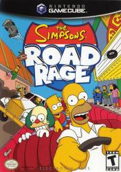 The Simpsons Road Rage para GameCube