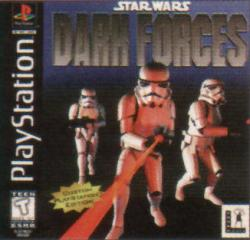 Star Wars Dark Forces para PlayStation