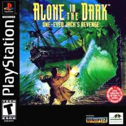 Alone in the Dark: One-Eyed Jack's Revenge para PlayStation