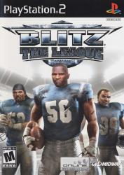 Blitz: The League para PlayStation 2