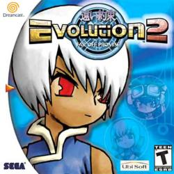 Evolution 2: Far Off Promise para Dreamcast