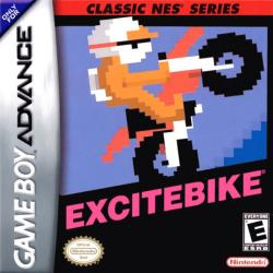 Classic NES Series: Excitebike para Game Boy Advance