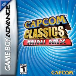 Capcom Classics Mini Mix para Game Boy Advance