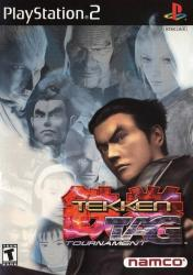 Tekken Tag Tournament para PlayStation 2