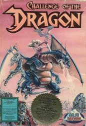 Challenge of the Dragon para NES