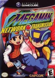 Mega Man Network Transmission para GameCube