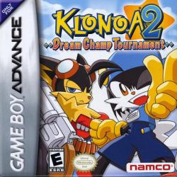 Klonoa 2: Dream Champ Tournament para Game Boy Advance