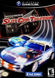 Grooverider Slot Car Thunder para GameCube
