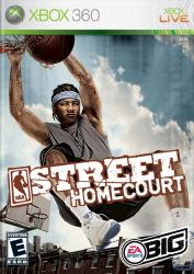NBA Street Homecourt para Xbox 360