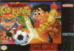 The Adventures of Kid Kleets para Super Nintendo