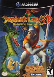 Dragon's Lair 3D: Return to the Lair para GameCube