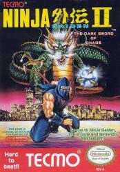 Ninja Gaiden II: The Dark Sword of Chaos para NES