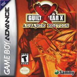 Guilty Gear X Advance Edition para Game Boy Advance