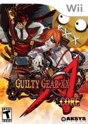 Guilty Gear XX Accent Core para Wii