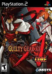 Guilty Gear XX Accent Core para PlayStation 2