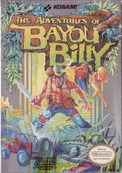 The Adventures of Bayou Billy para NES
