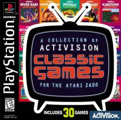 A Collection of Activision Classic Games for the Atari 2600 para PlayStation