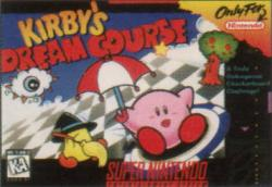 Kirby's Dream Course para Super Nintendo