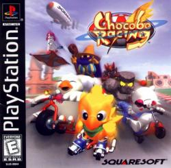 Chocobo Racing para PlayStation
