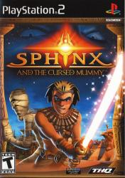 Sphinx and the Cursed Mummy para PlayStation 2