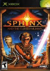 Sphinx and the Cursed Mummy para Xbox