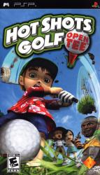 Hot Shots Golf: Open Tee para PSP