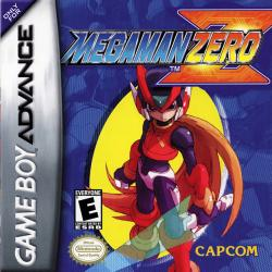 Mega Man Zero para Game Boy Advance