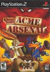 Looney Tunes: Acme Arsenal para PlayStation 2